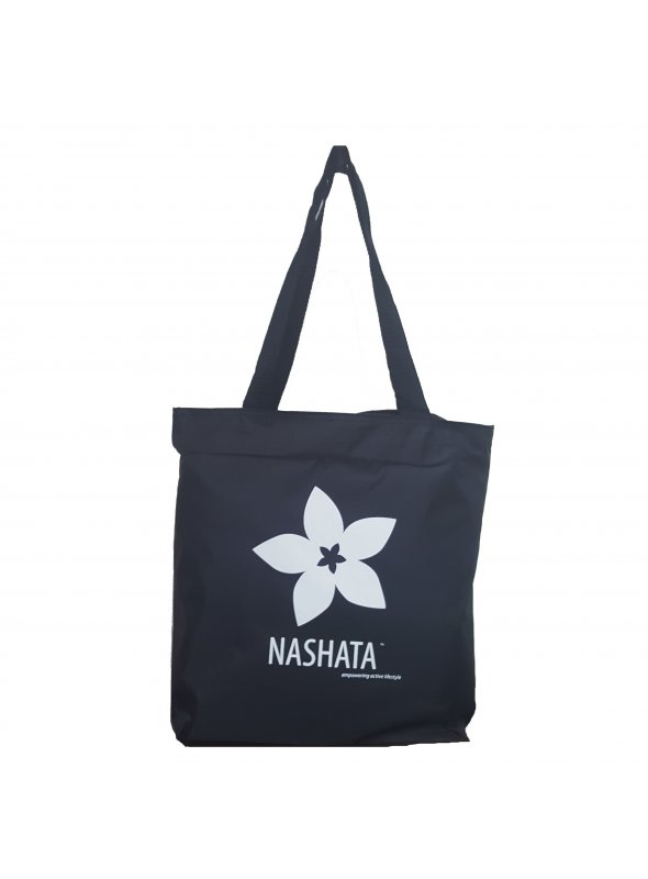 Nashata Zippered Tote Bag