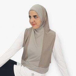 Hooda Sports Hijab for Dry Use (Zip Pocket)