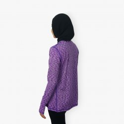 Floral Heather Ultra Top
