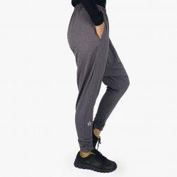 Speckled Sporty Harem Pants