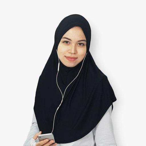 Mumtaz Tunes Sports Hijab