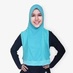 Hooda Hijab for Dry Use (no zipper pocket)