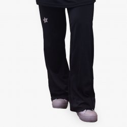 Black Riada Active Pants