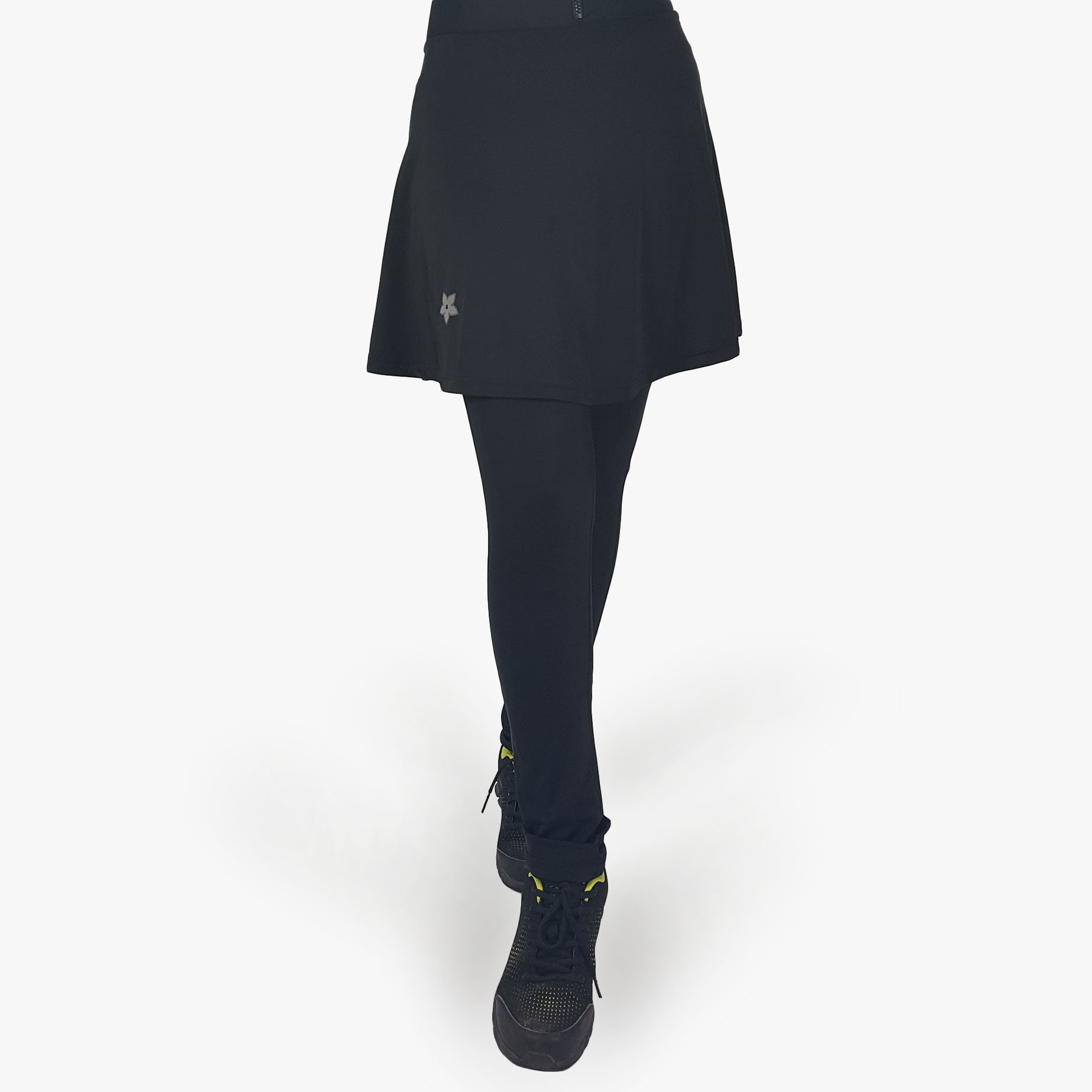 16bfeb8c13f29 Modest Athletic Skirts With Leggings