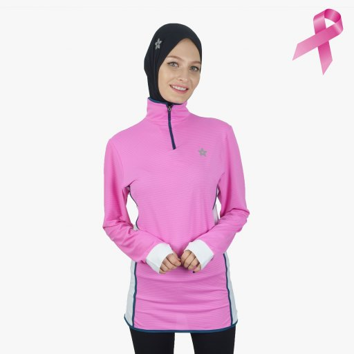 Modest Cycling Top