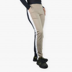 Leggings - Stirrup High Waist Melange Kelabu