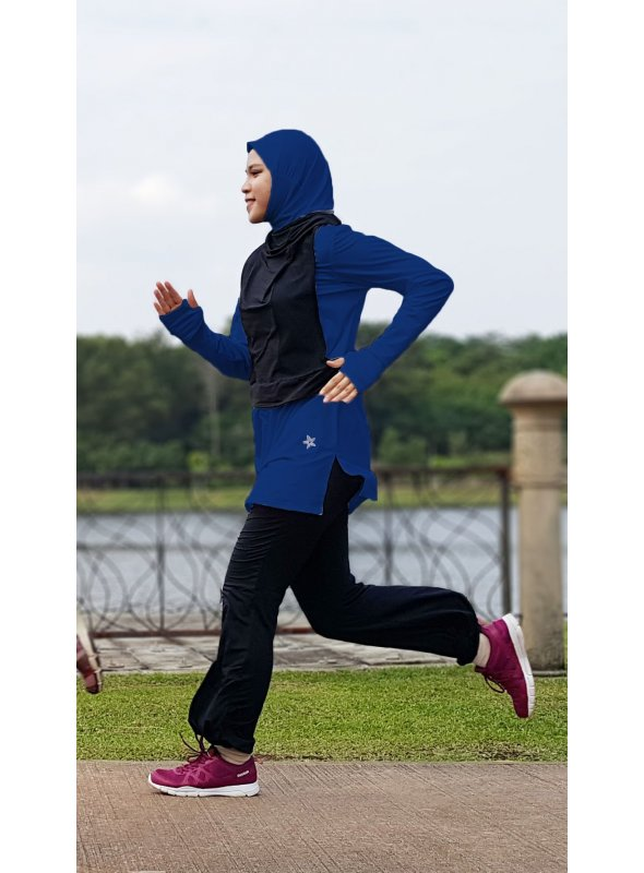 Modest Athletic Fitness Set