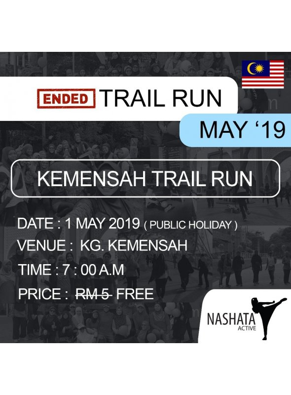 Kemensah Trail Run