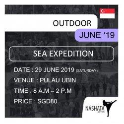 SEA EXPEDITION - Pulau Ubin