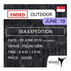 SEA EXPEDITION - Pulau Ubin