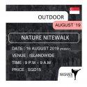 Nature Nitewalk - Singapore (Overnight)