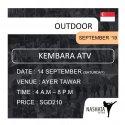 ATV Kembara Package - Ayer Tawar, Johor