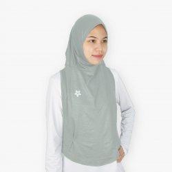 Hooda Ellipse I Sports Hijab (Melange)
