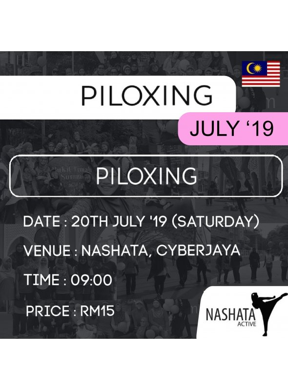Piloxing : Beginner