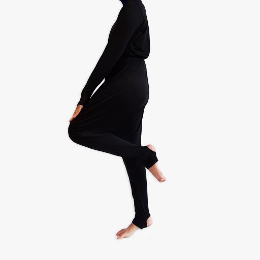 Modest Yoga Suit