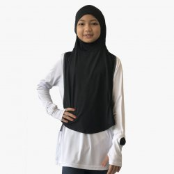 Hooda Ellipse Junior Sports Hijab