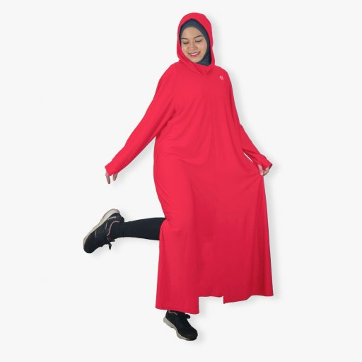 Sports Robe with Pockets (Special Edition)