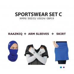 Set Pakaian Sukan 1