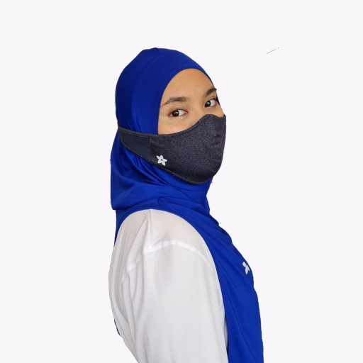 Face Mask for Hijab