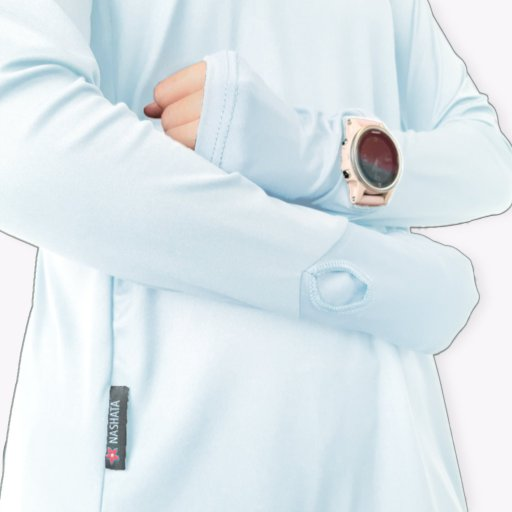 Waqtoo Ultra Top in Soft Colors (Wearable-friendly)