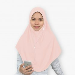 Long and Breathable Sports Hijab