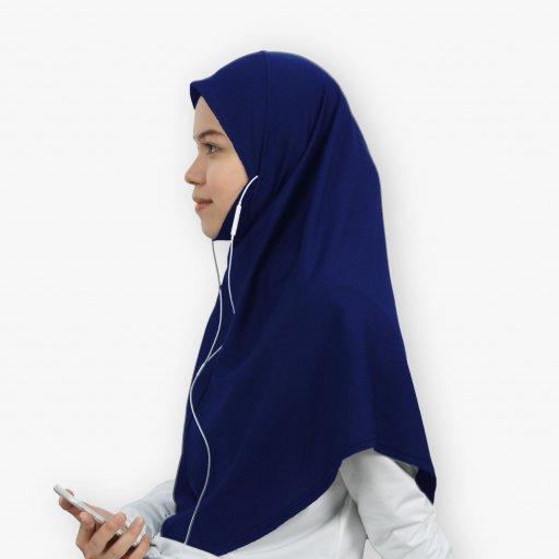 Mumtaz Tunes Sports Hijab Extended