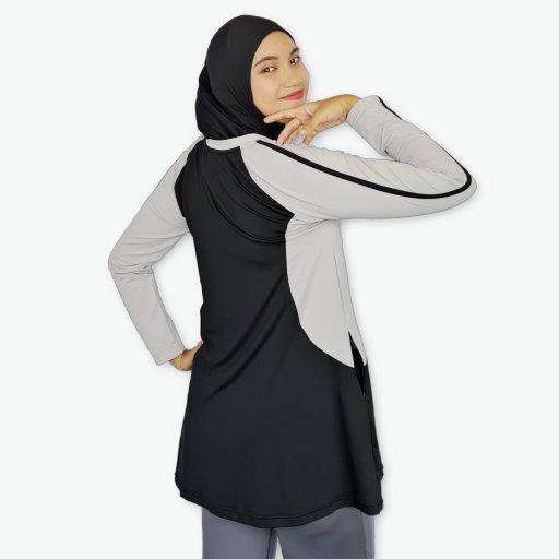 Baju Sukan Tunic
