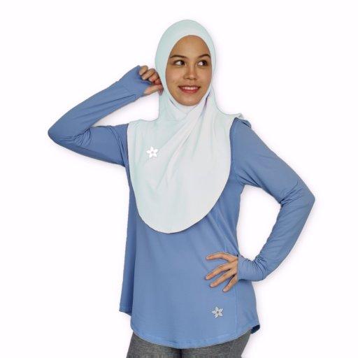 Tudung Sukan Amina