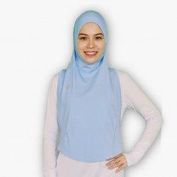 Hooda Ellipse I Sports Hijab (Bright Melange)
