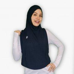 Hooda Ellipse I Sports Hijab (Rhombus)