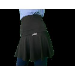 High-Waist Airy Sport Skirt