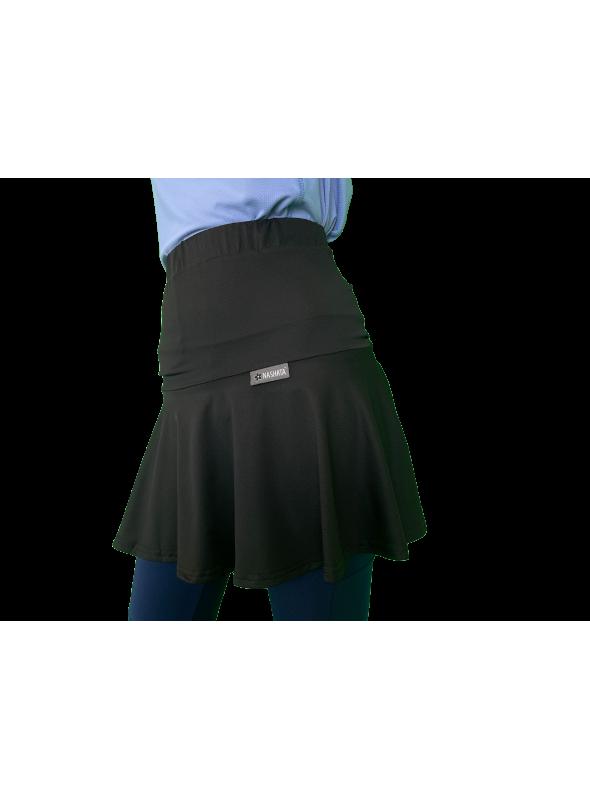 Skirt Sukan Ringan Paras Pinggang