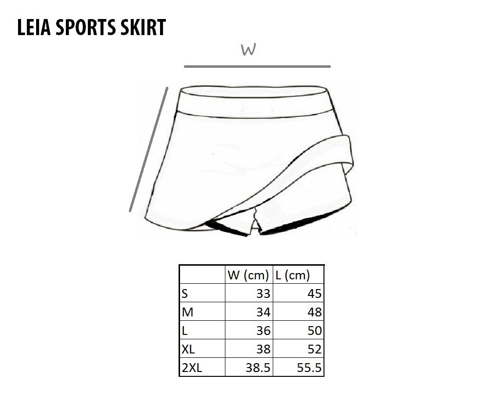 Leia Sports Skirts