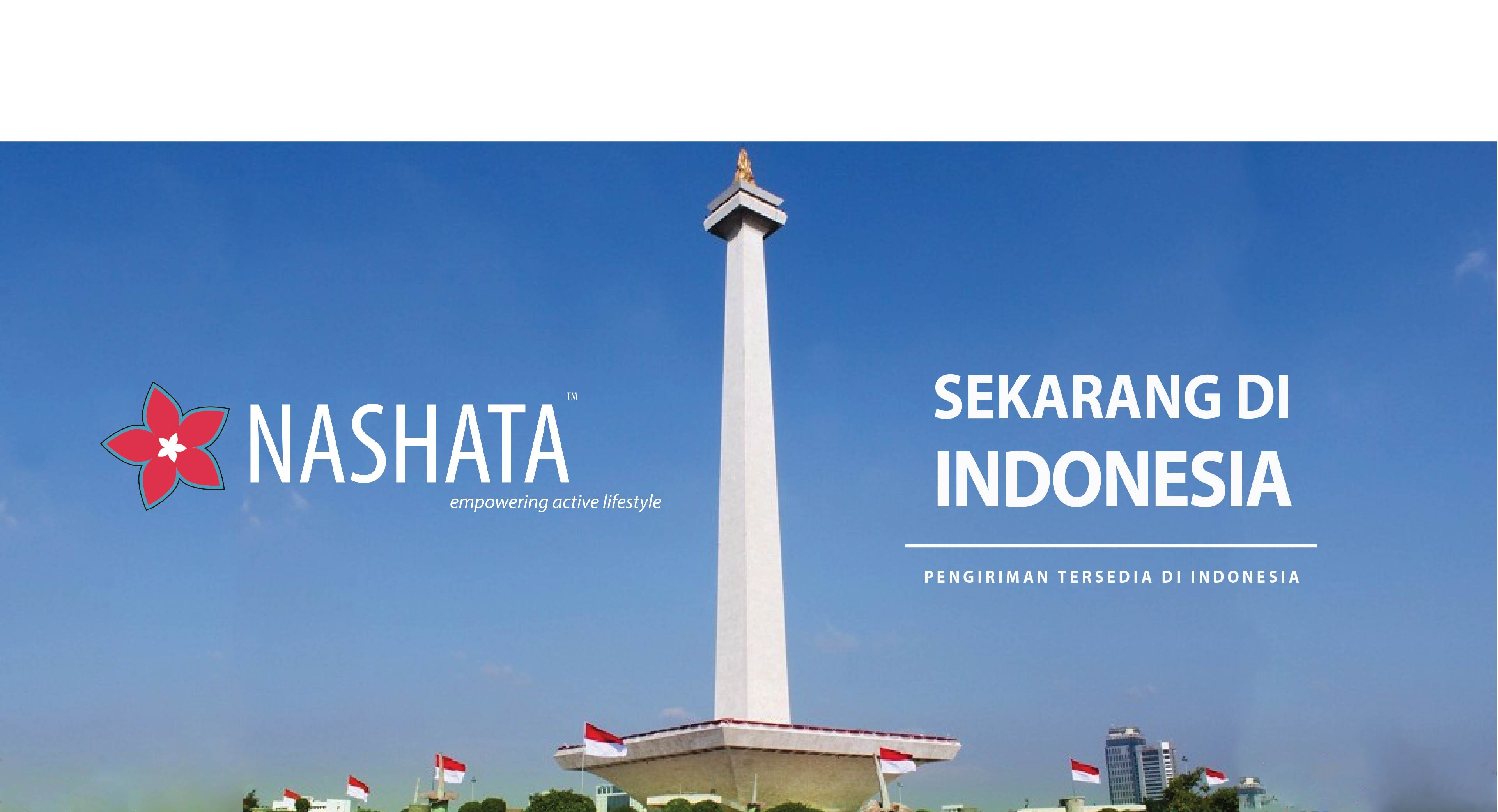 Now in Indonesia!